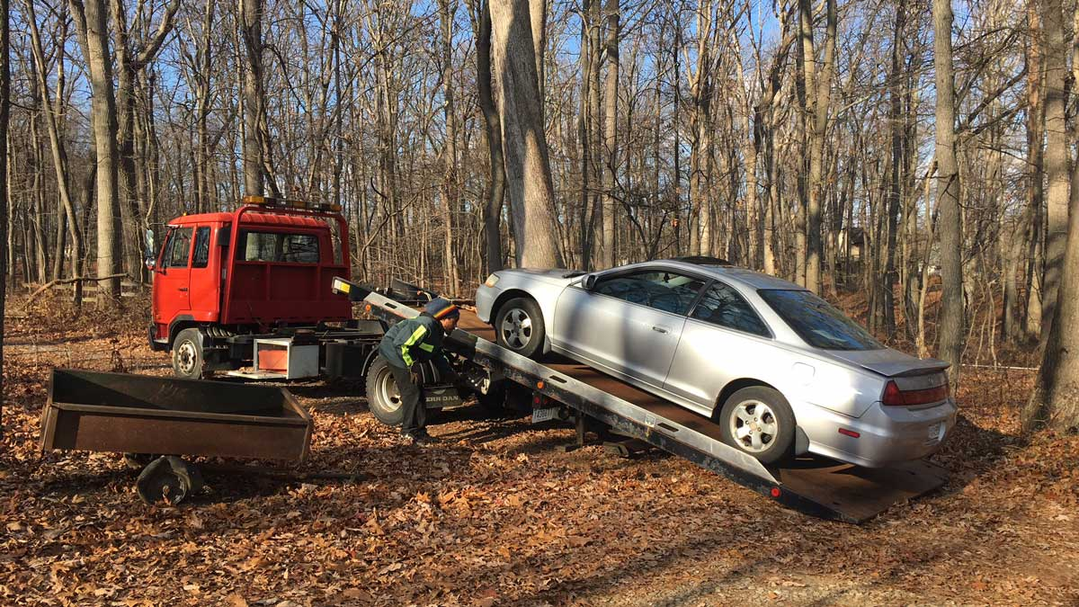 Baltimore Auction Towing